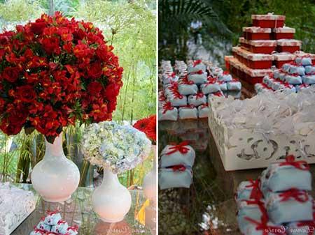 dicas e ideias de arranjos para casamento