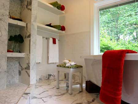 sugestões de banheiros decorados