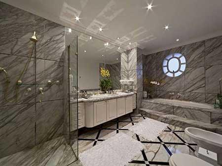 inspiração para decoradores de banheiros