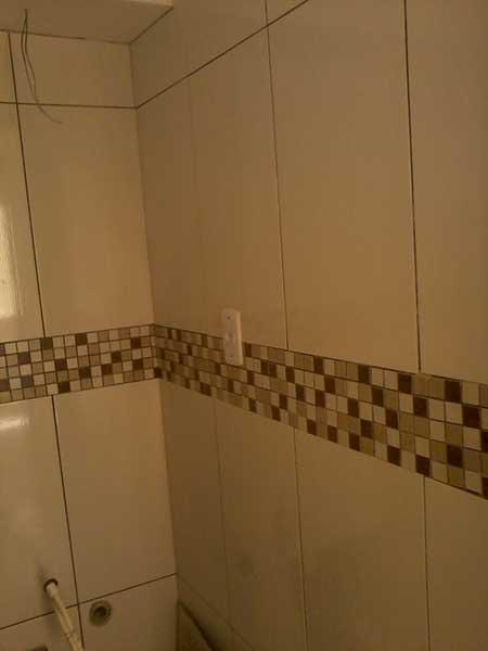 decoracao banheiro bege – Doitricom -> Banheiro Cim Pastilha