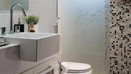 inspire-se sobre dicas de decoração para banheiros menores
