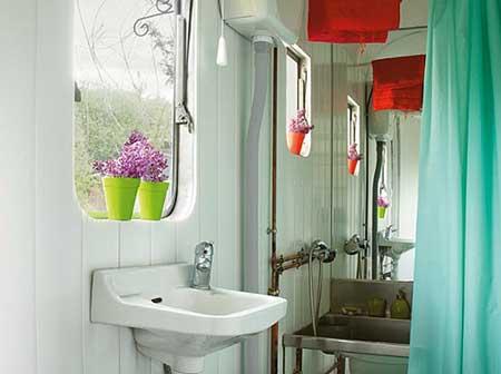 fotos de como decorar banheiros