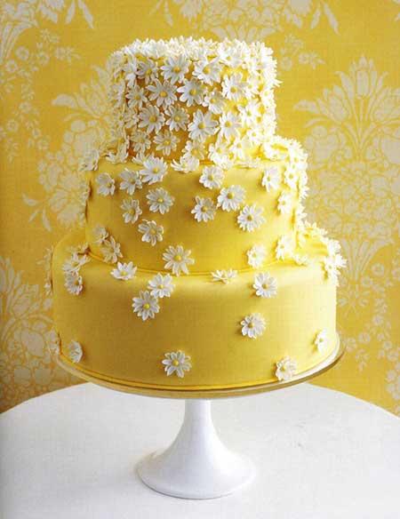 casamentos decorados em amarelo