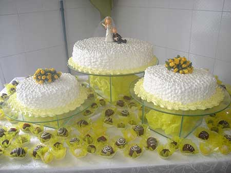como decorar casamentos