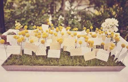 Imagens e fotos de Casamento amarelo ouro