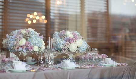 Fotos, imagens e dicas de Casamento azul com lilas
