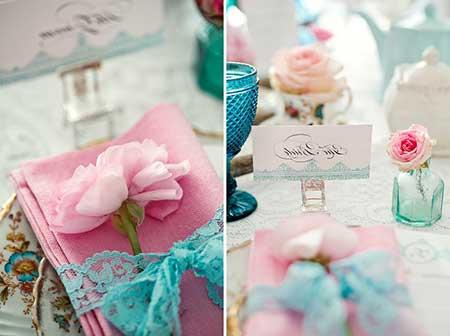 Fotos, imagens e dicas de Casamento azul e rosa
