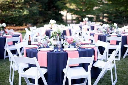 dicas de como decorar casamento com cor azul