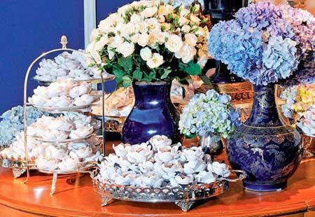 Fotos, dicas e imagens de Casamento azul royal com prata