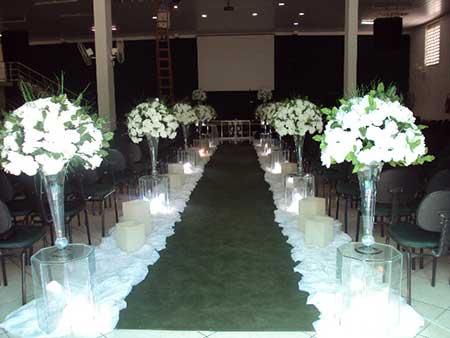 imagens e fotos de casamentos com flores para inspirar
