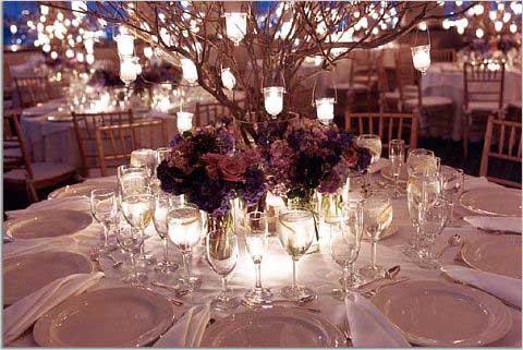 você quer usar velas no seu casamento? inspire-se