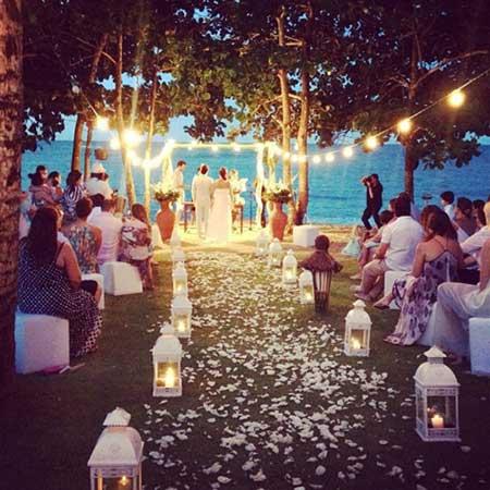 dicas de casamentos que acontecem na praia