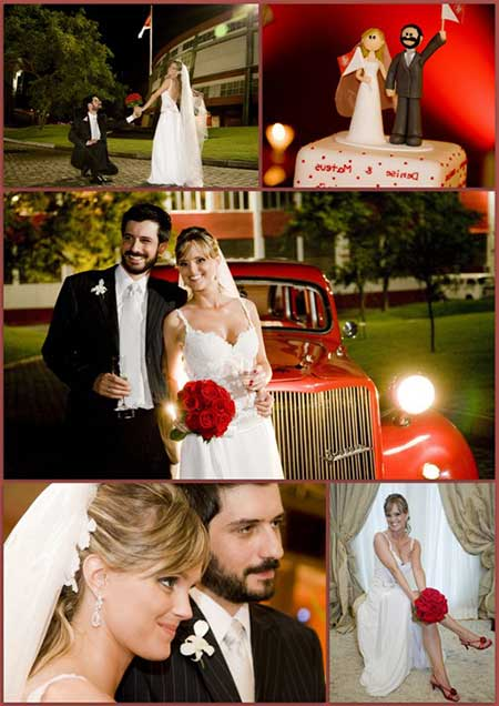 fotos de como decorar casamento