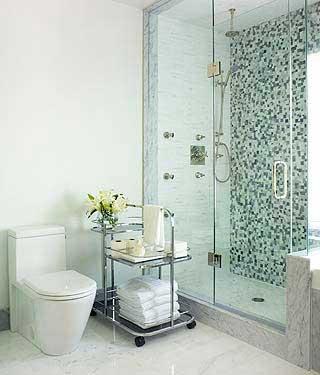 ideias de decoração de banheiros