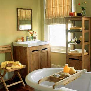 Dicas de Decoração de banheiros rusticos