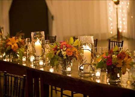 busque inspiração para decoração de casamento
