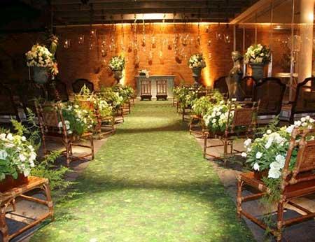 fotos e dicas para decoração de casamentos