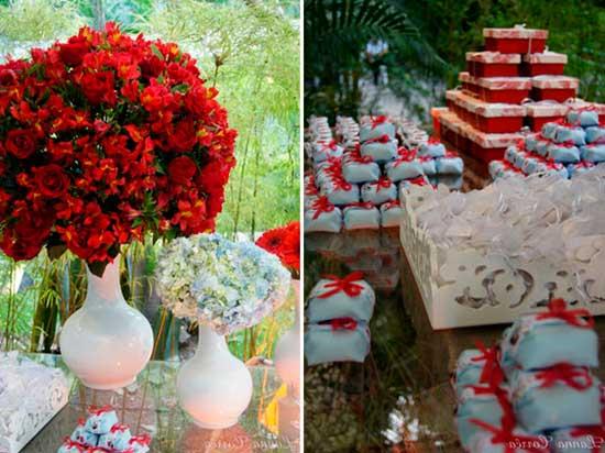 fotos de como decorar casamento simples