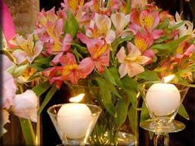 fotos de casamentos decorados