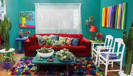 Decora o de casas pequenas baratas bonitas ideias fotos - Fotos de casas decoradas ...
