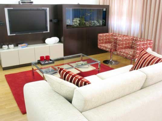 30 dicas de decora o simples para casas for Fotos de casas modernas simples