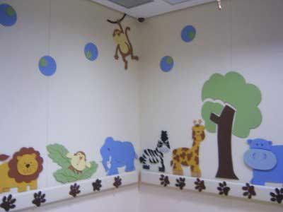 20 dicas de como decorar salas de aula for Mobilia zoo