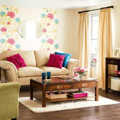 fotos de como decorar sala