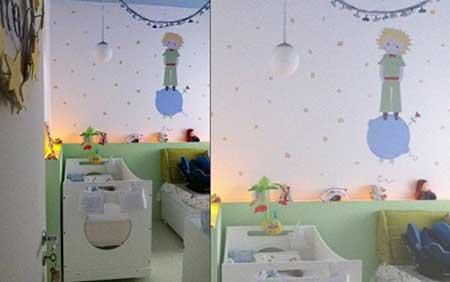 Fotos e imagens de Decoração quarto pequeno principe