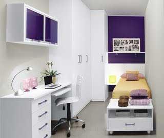 ideias e dicas inspiradoras para quem quer decorar quartos de casas pequenas