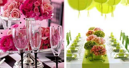 imagens de casamentos decorados