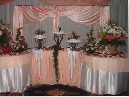 sugestões de casamentos decorados