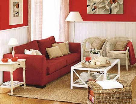 sugestões e ideias para decoração de salas