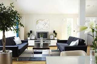 salas simples decoradas