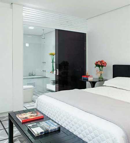 Sugestões de Quarto de casal com suite