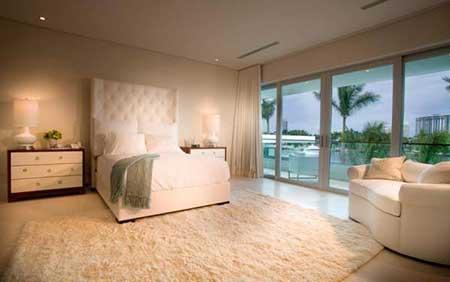 decoração de luxo para quartos de casais