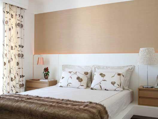 40 dicas de decora o de quartos de casal for Dormitorio 3x5