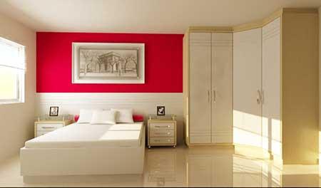 40 dicas de decora o de quartos de casal for Como remodelar un dormitorio