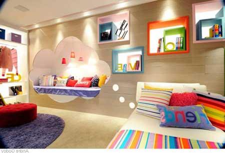 decoração de quartos para meninas