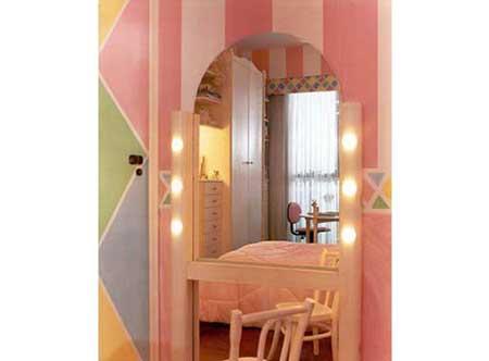 quartos de meninas decorados