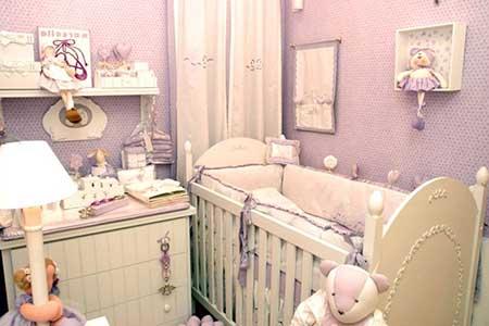 dicas de decoração para quartos femininos