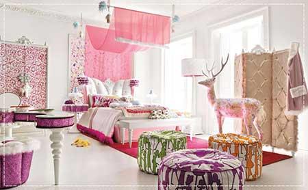 imagens de decoração de quartos