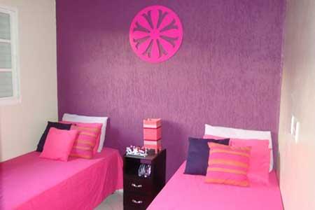 como decorar com elegância um quarto