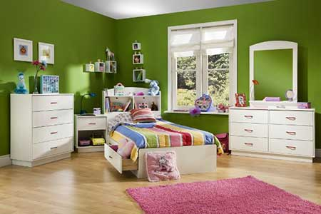 decoração de quartos para meninas e mulheres