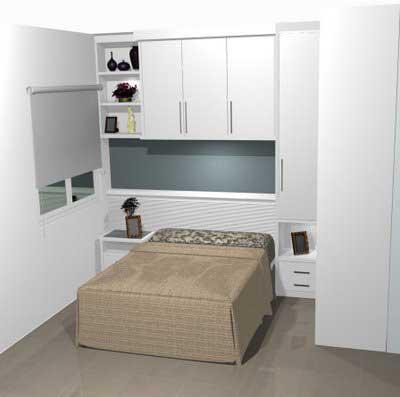 HD wallpapers jogo de quarto de casal embutido