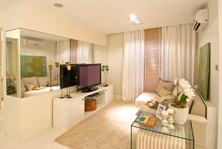 imagens de salas decoradas para tv