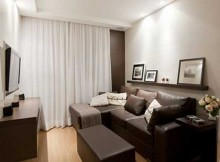 salas decoradas para tv