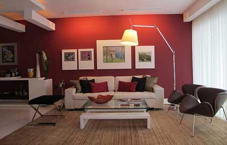 dicas de como decorar sala de tv