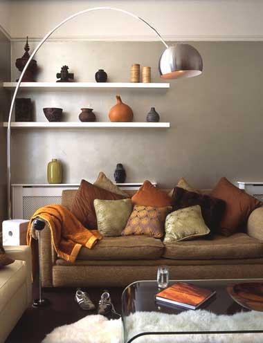 dicas de salas decoradas simples
