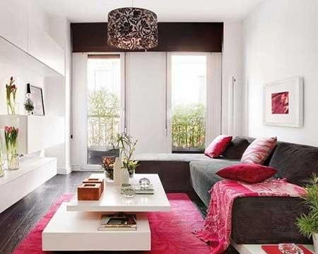 imagens de decoração para salas pequenas