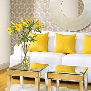 sugestões de salas de estar decoradas